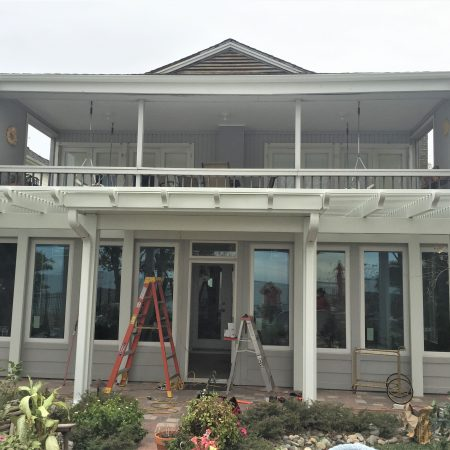 Baumgardner Pergola Patio Cover and Sunroom After - Master Remodelers Tx