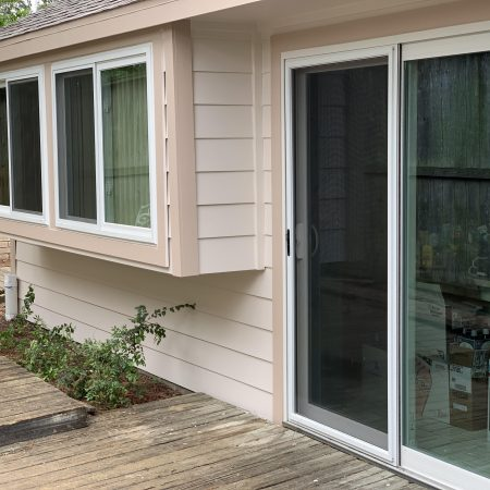 Iltis Windows, Doors, Siding During remodeling - Master Remodelers Tx